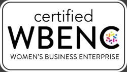 Certified WBENC - Women's Business Enterprise